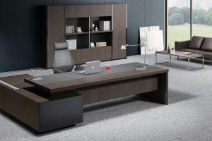 Desk + Workstation